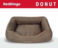 Red Dingo donut