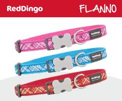 Red Dingo Flanno