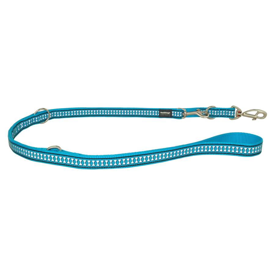 Turquoise Dog Collar And Lead