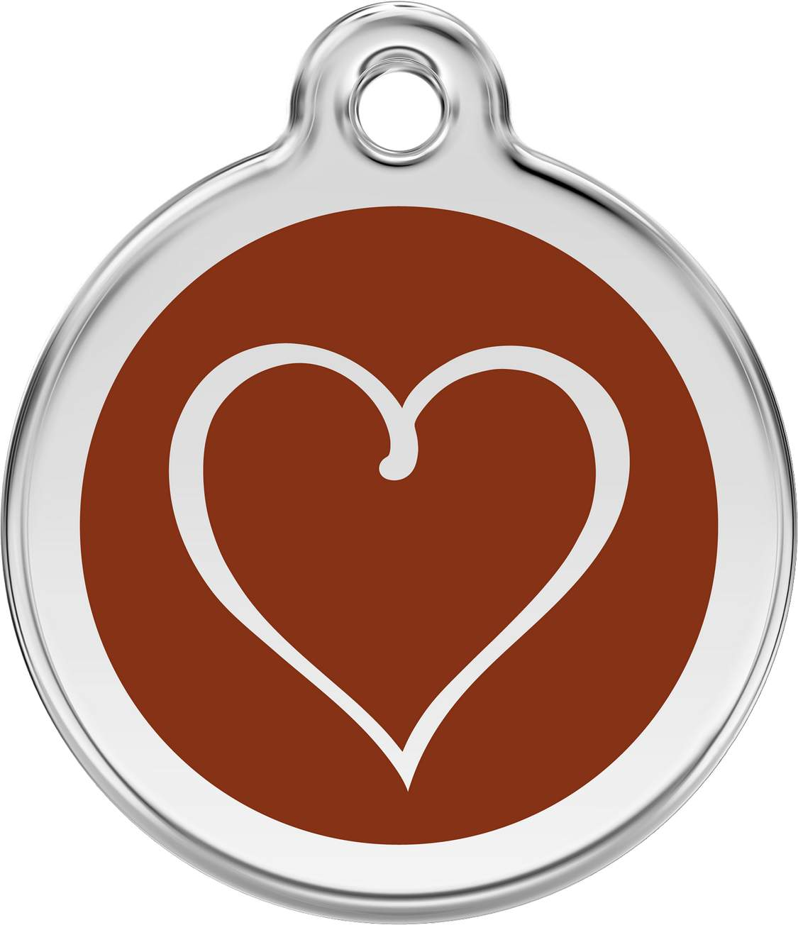 Red dingo dog id tag tribal heart small globaldogshop red dingo red dingo dog id tag tribal heart small 3946 buycottarizona Gallery