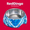 Red Dingo dog bowl