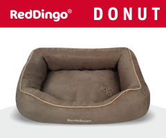 Red Dingo dog bed