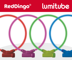 Red Dingo Lumitube