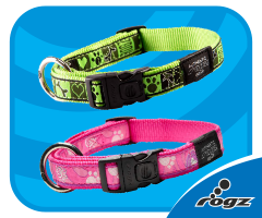 Rogz Hundehalsband