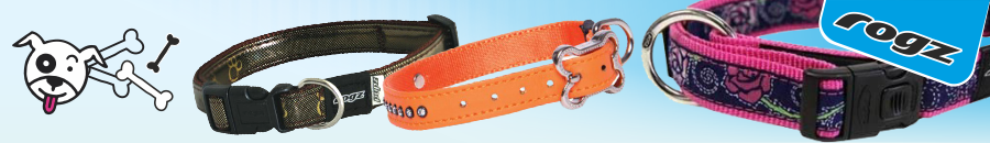 Rogz dog collar