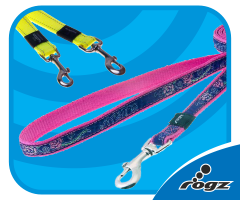 Rogz dog leash