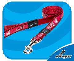 Rogz dog lead