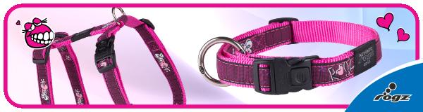 Rogz Pink Love