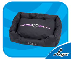 Rogz dog bed
