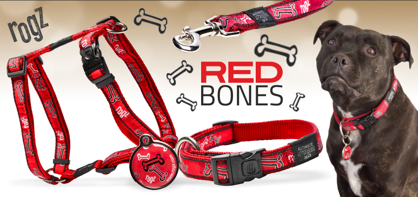 Rogz Red Bones ind en
