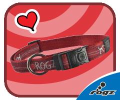 Rogz Red Heart