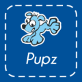 Rogz Pupz dog leash