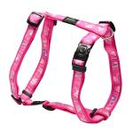 Rogz Fancy Dress Armed Response Pettorina per cani XLarge / Pink Paws