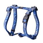 Rogz Fancy Dress Scooter Dog Harness Medium / Navy Zen