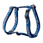 Rogz Fancy Dress Armed Response Dog Harness XLarge / Navy Zen