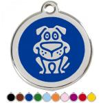 Red Dingo Médaille Happy dog Small