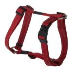 Rogz Utility Fanbelt Red Large Dog Harness