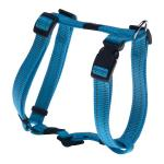Rogz Utility Snake Turquoise Medium Dog Harness
