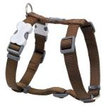 Red Dingo Brown Large Dog Harness