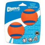Chuckit Ultra Ball 2 pack Medium