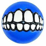Rogz  Grinz Ball small blue