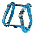 Rogz Fancy Dress Armed Response Dog Harness XLarge / Comic
