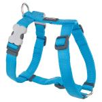 Red Dingo Turquoise Medium Dog Harness