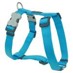 Red Dingo Turquoise Large Dog Harness