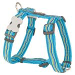 Red Dingo Dreamstream Turquoise Large Dog Harness