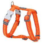 Red Dingo Cosmos Orange Small Dog Harness
