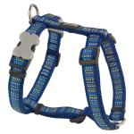 Red Dingo Lotzadotz blue Medium Harnais
