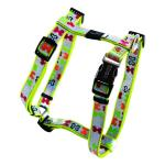 Rogz Lapz Trendy Dog Harness Multi - Medium