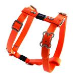 Rogz Lapz Luna Dog Harness Orange - Medium