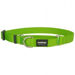 Red Dingo Lime Small Martingale Collar