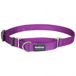 Red Dingo Purple Small Martingale Collar