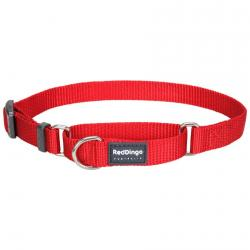 Red Dingo Red Small Martingale Collar