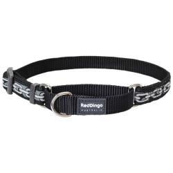 Red Dingo Chain Small Martingale Collar