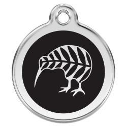 Red Dingo Médaille Kiwi Black Large