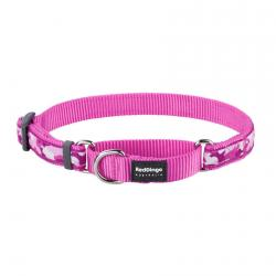 Red Dingo Camouflage Hot Pink Small Collier Etrangleur