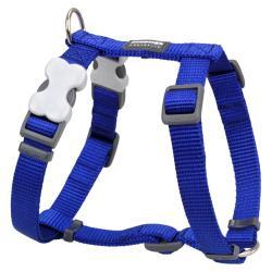 Red Dingo Dark Blue XS Dog Harness