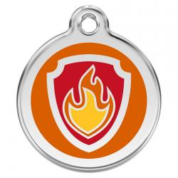 Red Dingo Médaille Paw Patrol Marshall Small