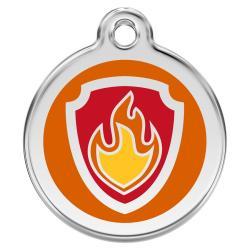 Red Dingo Médaille Paw Patrol Marshall Medium
