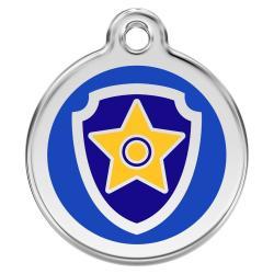 Red Dingo Médaille Paw Patrol Chase Medium