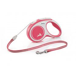 Flexi Comfort cord small red 5 meter