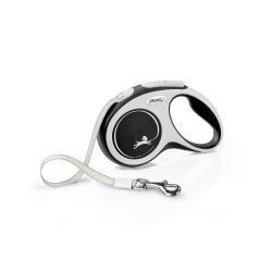 Flexi Comfort tape small black 5 meter