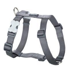 Red Dingo Grey XS Dog Harness