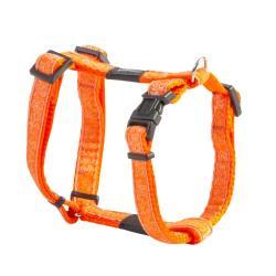 Rogz Fancy Dress Jellybean Dog Harness Small / Orange Doodle