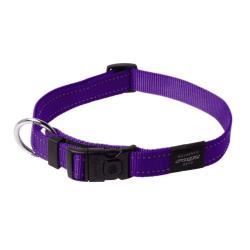 Rogz Utility Lumberjack Purple Collar - XLarge