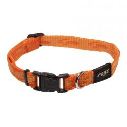 Rogz Alpinist Kilimanjaro Orange Dog collar - Small