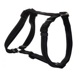 Rogz Utility Lumberjack Black XLarge Dog Harness